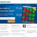 NameCheck.com: verificare la disponibilità di domini e marchi registrati