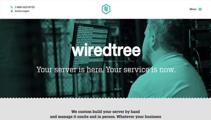 WiredTree nuovi processori i5 ed i7