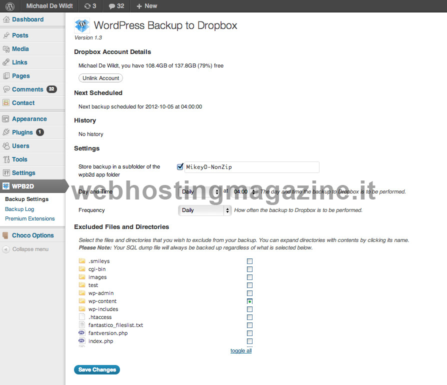 WordPress-Backup-Dropbox-image-1