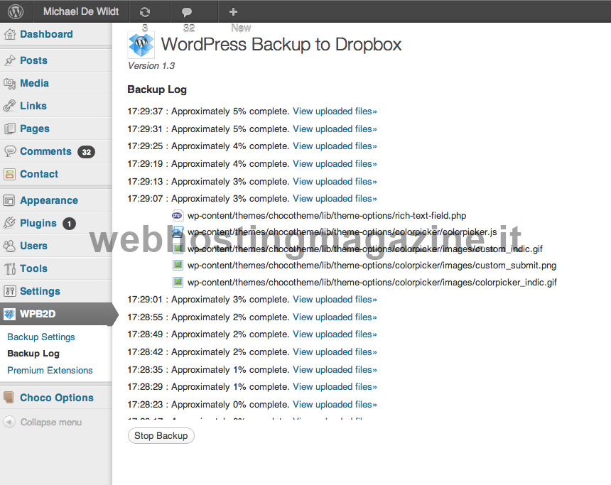 WordPress-Backup-Dropbox-image-2