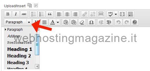 editor-wordpress-font-size