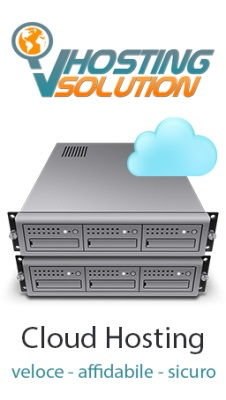 Cloud Hosting VHosting Solution