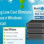 IltuoHosting: Hosting Illimitato in offerta al 35%