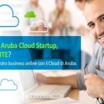 Aruba lancia il programma Cloud Startup