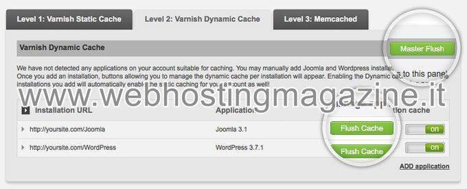 Come ripulire la Dynamic Cache di Varnish
