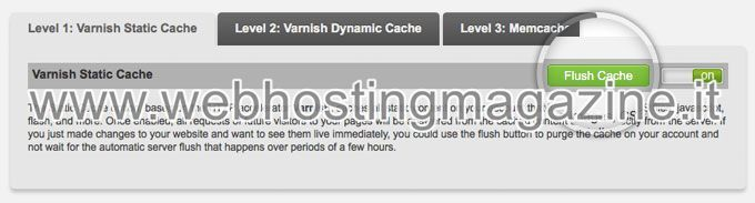 Come ripulire la Static Cache di Varnish