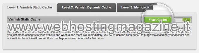 Come ripulire la Static Cache di Varnish