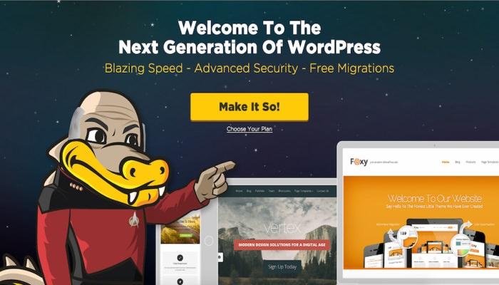 HostGator piano ottimizzato per WordPress