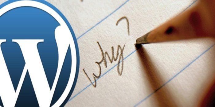 Perchè scegliere WordPress?