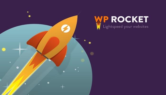 WP Rocket per WordPress