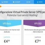 Server VPS | Le nuove proposte di Keliweb