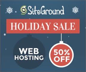 SiteGround Holiday