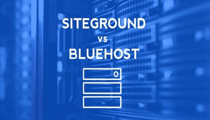 Quale hosting è meglio tra SiteGround e Bluehost?